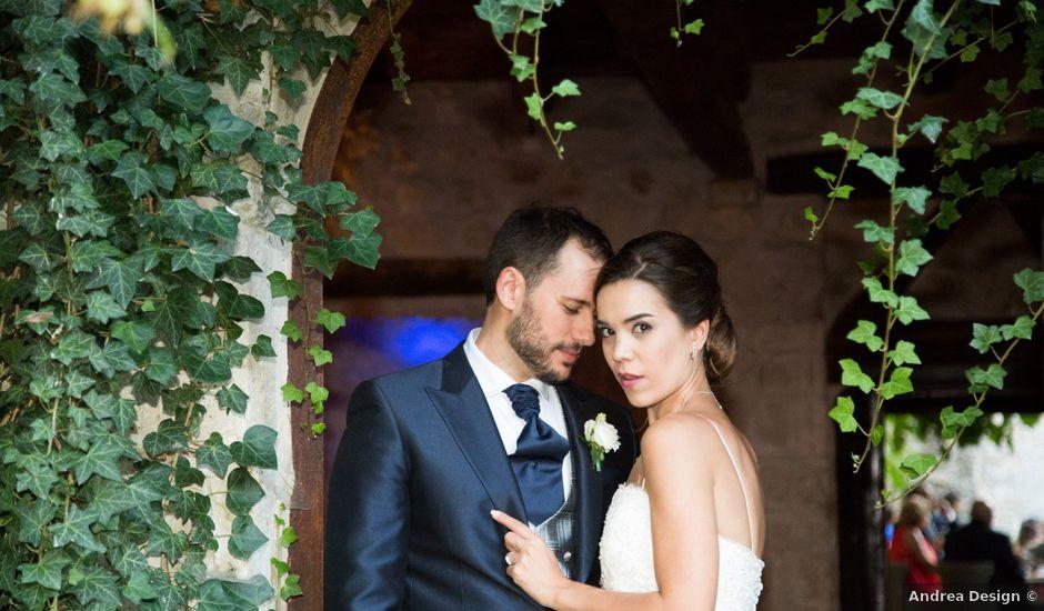 La boda de Juan y Ariadna en Villanubla, Valladolid