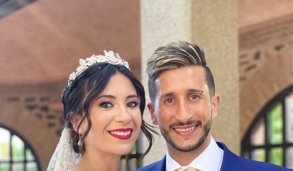 La boda de Jesús y Vicky en Toledo, Toledo