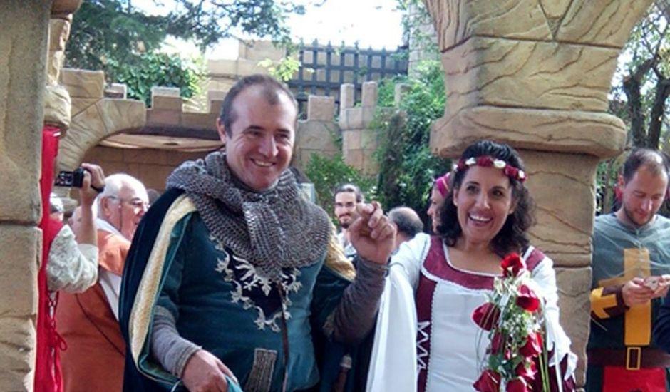 La boda de Antonio y Mayte en Talamanca Del Jarama, Madrid