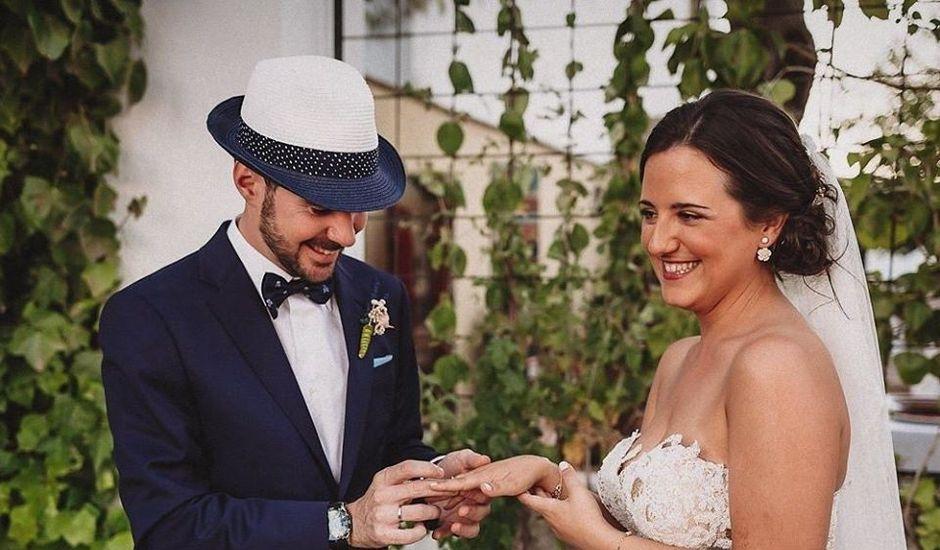 La boda de Edu y Rocio en Casar De Caceres, Cáceres
