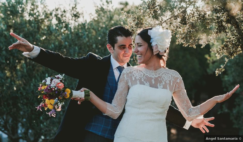 La boda de Vicente y Caridad en Valdetorres De Jarama, Madrid