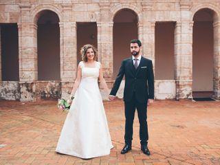 La boda de Mª José y Pedro