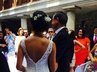 La boda de María  y Dani  1