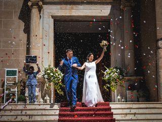 La boda de Júlia y Ángel