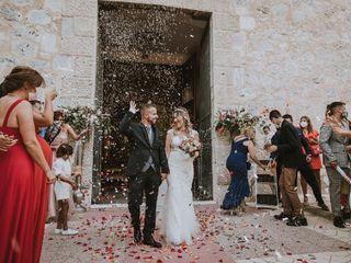 La boda de Hermelinda  y Cristian