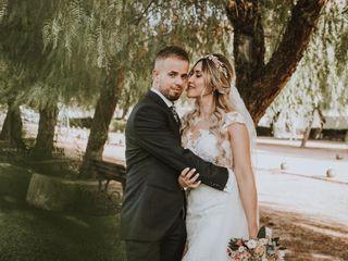 La boda de Hermelinda  y Cristian  2