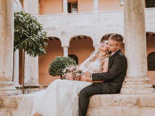 La boda de Hermelinda  y Cristian  3