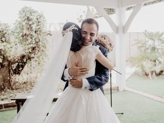 La boda de Elena y Jesús Andrés