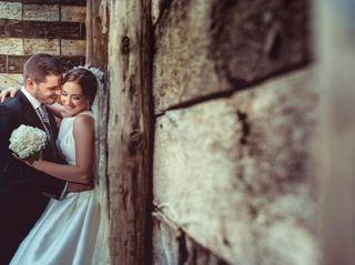 La boda de Sandra y Rubén