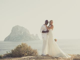 La boda de Jessica y Ousmane