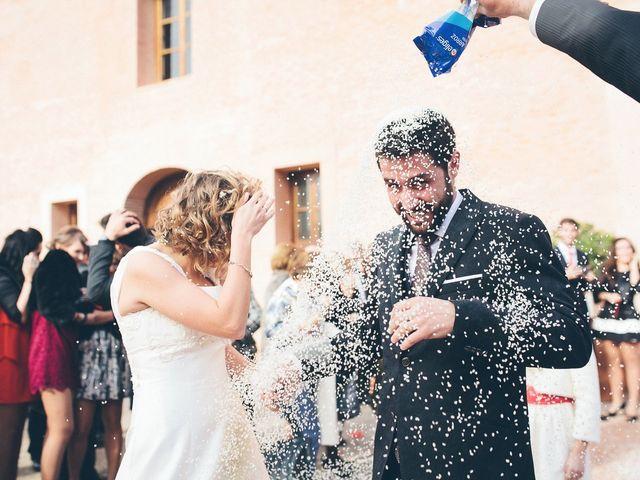 La boda de Pedro y Mª José en El Puig, Valencia 17