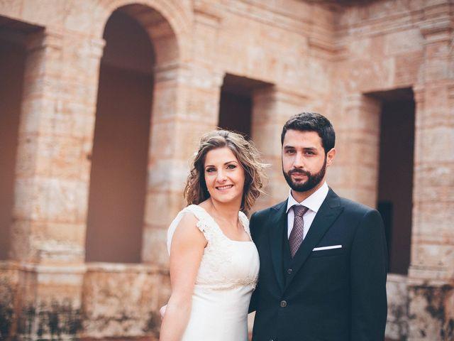 La boda de Pedro y Mª José en El Puig, Valencia 19