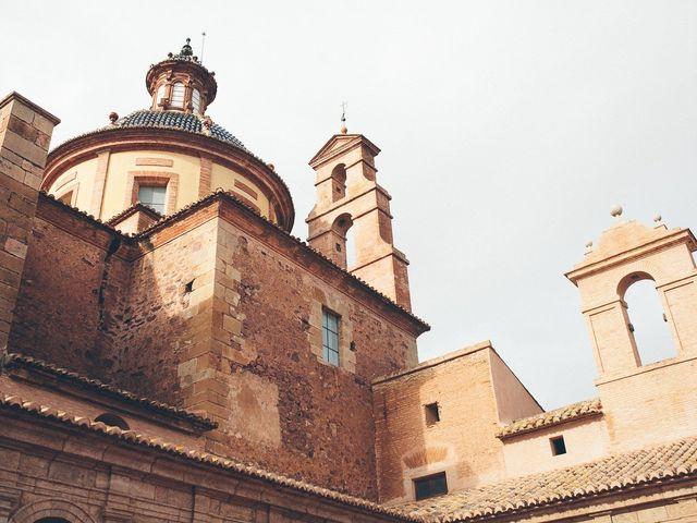 La boda de Pedro y Mª José en El Puig, Valencia 2