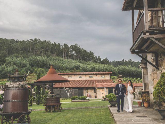 La boda de Miguel y Lili en Ribadavia, Orense 1