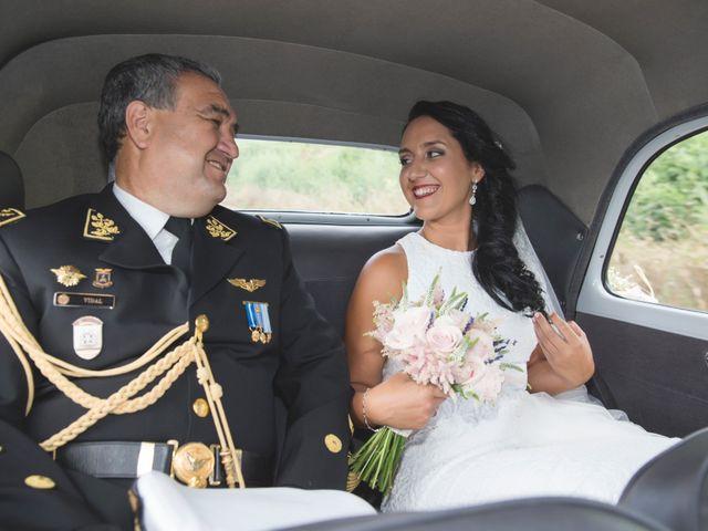 La boda de Miguel y Lili en Ribadavia, Orense 12