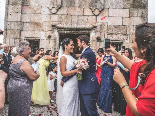 La boda de Miguel y Lili en Ribadavia, Orense 14