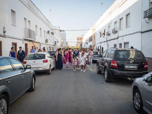 La boda de Manuel y María en Isla Minima, Sevilla 30