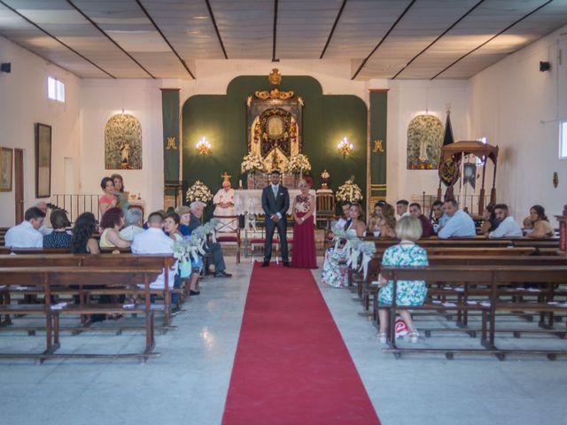 La boda de Manuel y María en Isla Minima, Sevilla 31