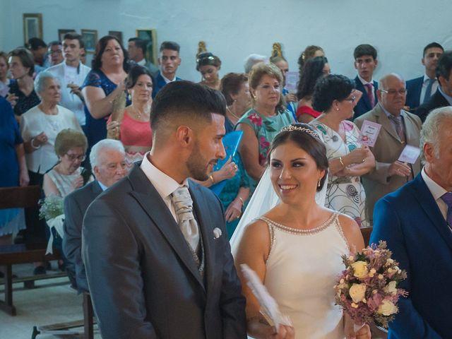 La boda de Manuel y María en Isla Minima, Sevilla 34