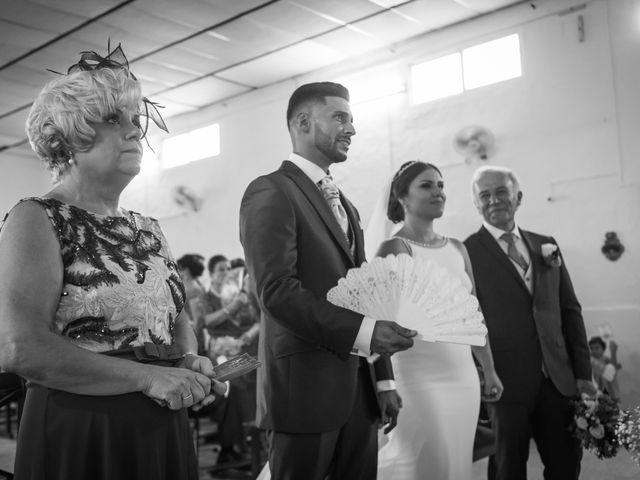 La boda de Manuel y María en Isla Minima, Sevilla 39