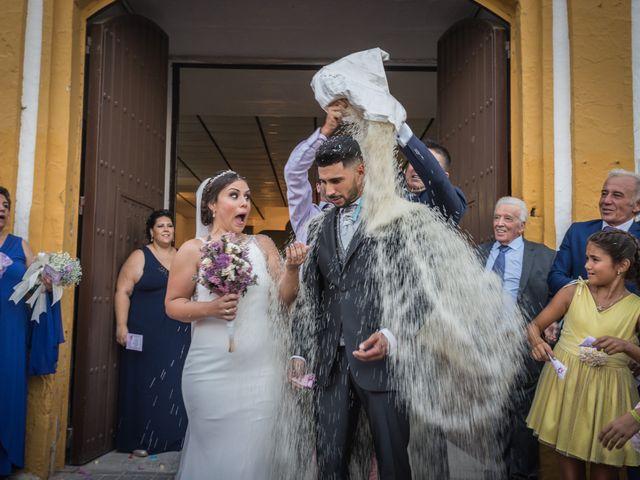 La boda de Manuel y María en Isla Minima, Sevilla 44