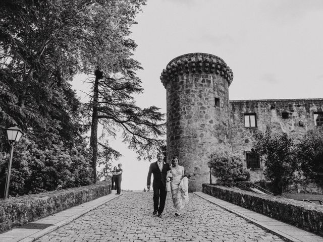 La boda de Joaquin y Alba en Jarandilla, Cáceres 18