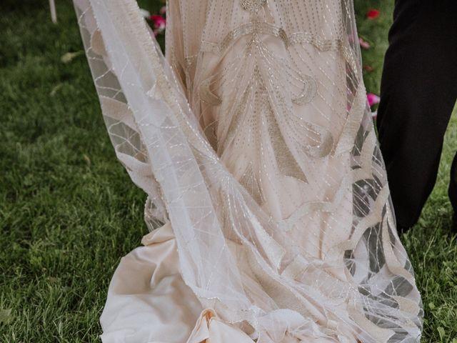 La boda de Joaquin y Alba en Jarandilla, Cáceres 19