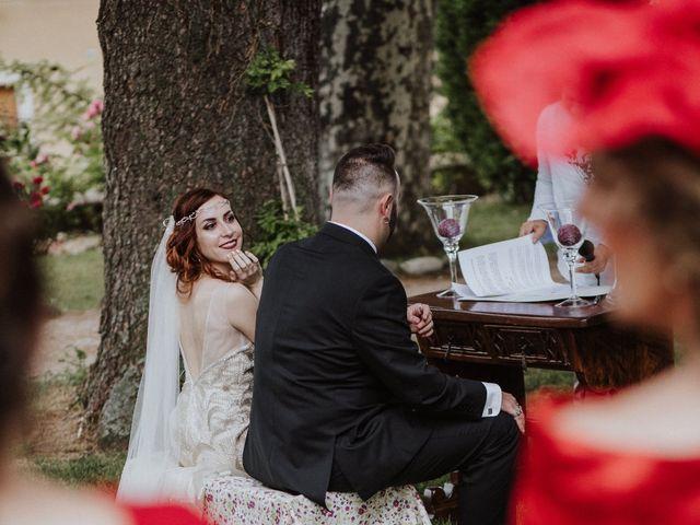 La boda de Joaquin y Alba en Jarandilla, Cáceres 21