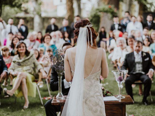 La boda de Joaquin y Alba en Jarandilla, Cáceres 22