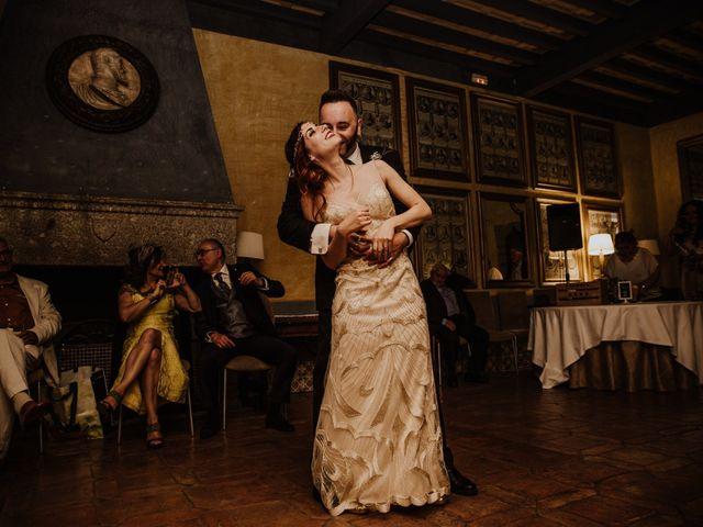 La boda de Joaquin y Alba en Jarandilla, Cáceres 25