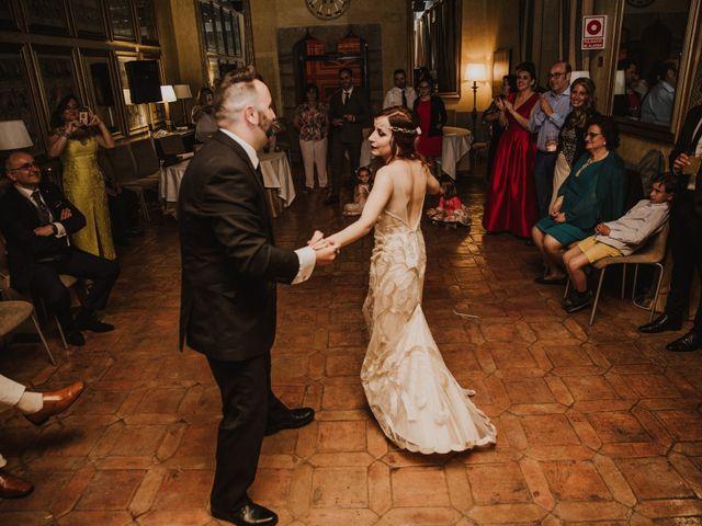 La boda de Joaquin y Alba en Jarandilla, Cáceres 26