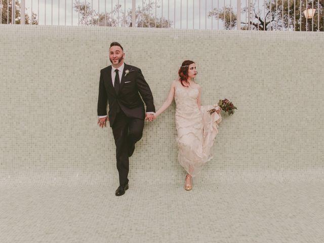 La boda de Joaquin y Alba en Jarandilla, Cáceres 36