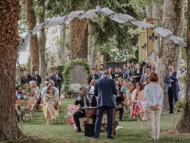 La boda de Joaquin y Alba en Jarandilla, Cáceres 37