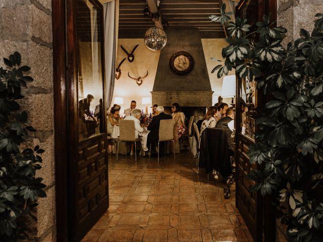 La boda de Joaquin y Alba en Jarandilla, Cáceres 38