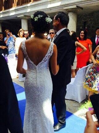 La boda de Dani  y María  en Pesqueiras, Lugo 3