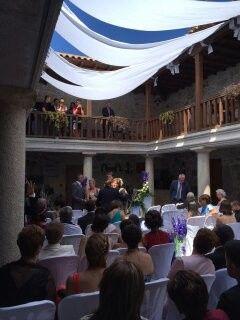 La boda de Dani  y María  en Pesqueiras, Lugo 4