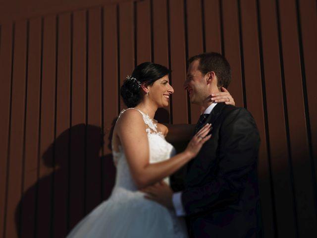 La boda de David y María en Villamediana De Iregua, La Rioja 1