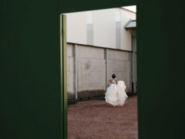 La boda de David y María en Villamediana De Iregua, La Rioja 8