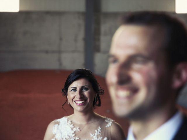 La boda de David y María en Villamediana De Iregua, La Rioja 9