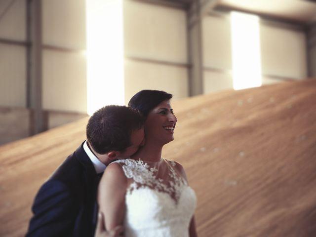 La boda de David y María en Villamediana De Iregua, La Rioja 11