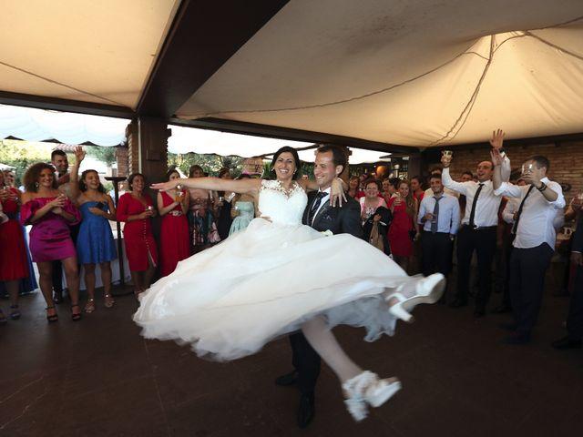 La boda de David y María en Villamediana De Iregua, La Rioja 18