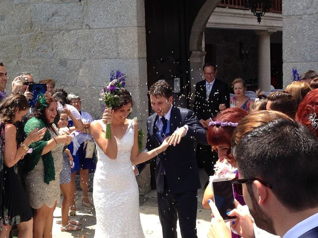 La boda de Dani  y María  en Pesqueiras, Lugo 1