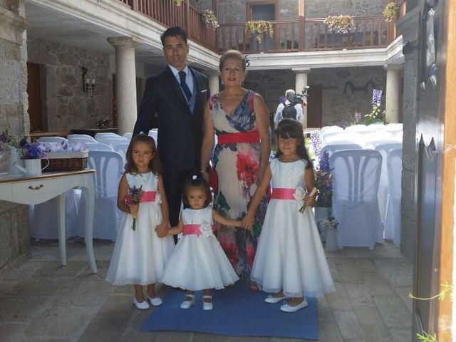 La boda de Dani  y María  en Pesqueiras, Lugo 2