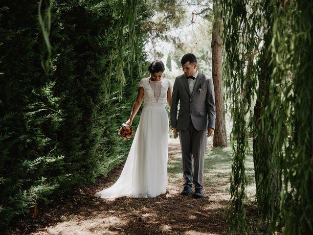 La boda de Marina y Sergi