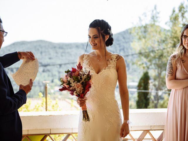 La boda de Jordi y Estefania en Igualada, Barcelona 6