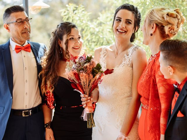 La boda de Jordi y Estefania en Igualada, Barcelona 8