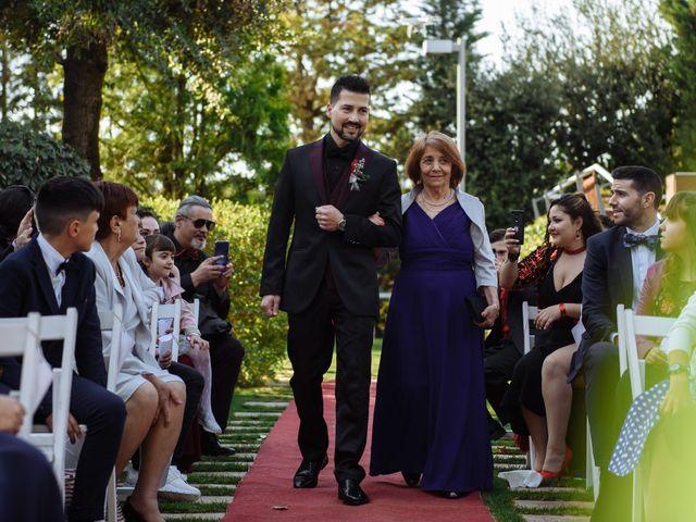 La boda de Jordi y Estefania en Igualada, Barcelona 14