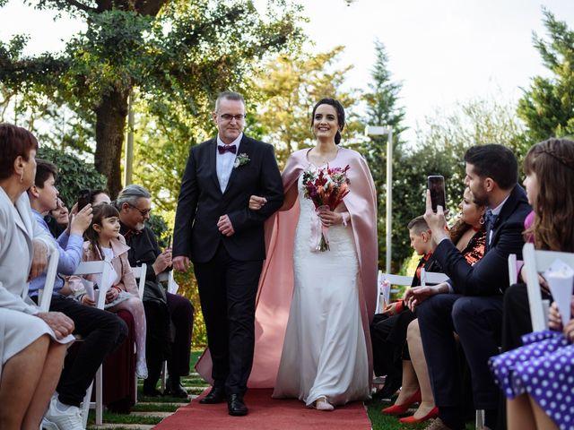 La boda de Jordi y Estefania en Igualada, Barcelona 15