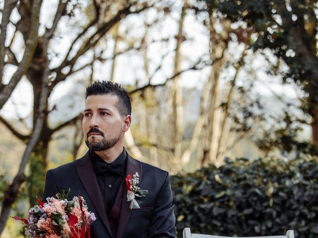 La boda de Jordi y Estefania en Igualada, Barcelona 17