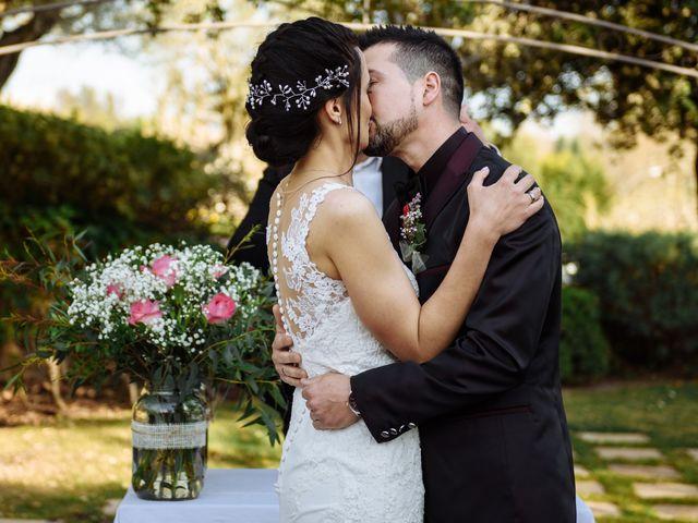 La boda de Jordi y Estefania en Igualada, Barcelona 19